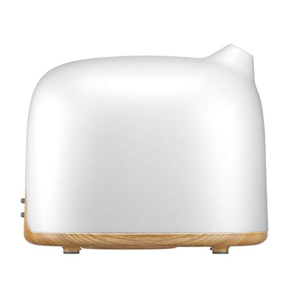 怖い人里離れたゆり空気加湿器ホームサイレント寝室妊娠中の女性ベビーエアフォグ大容量ディフューザー (Color : Natural)