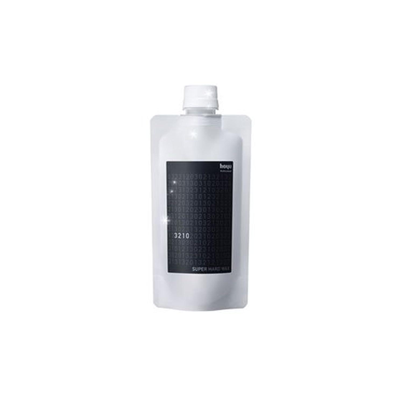 韓国語ゆるく蚊ホーユー 3211 (ミニーレ) スーパーハードワックス 200g (詰替)