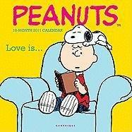 Peanuts Love Is... 2011 Calendar
