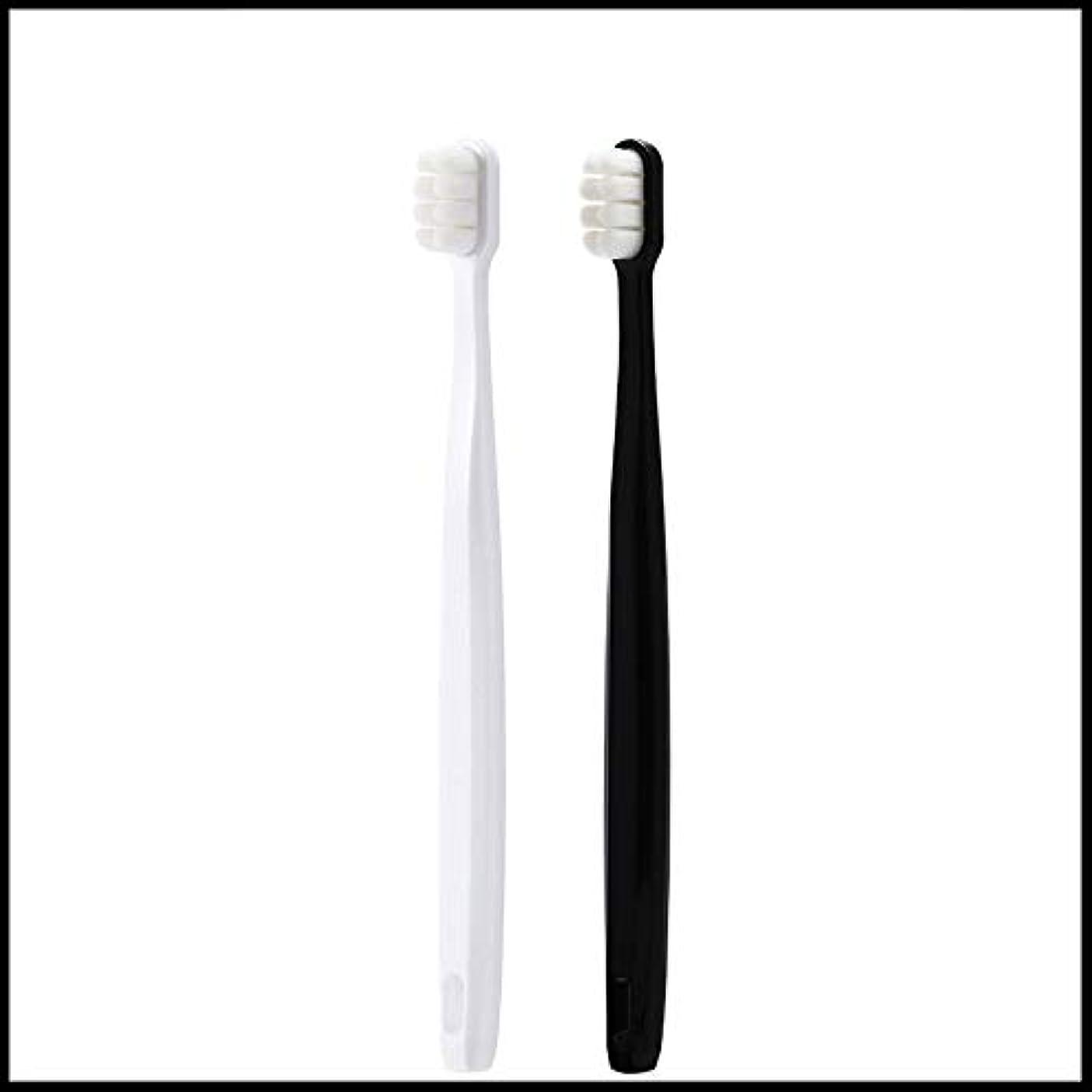 誇大妄想人工慣れる歯ブラシカップルマイクロナノ妊婦歯ブラシ小頭成人用歯ブラシ