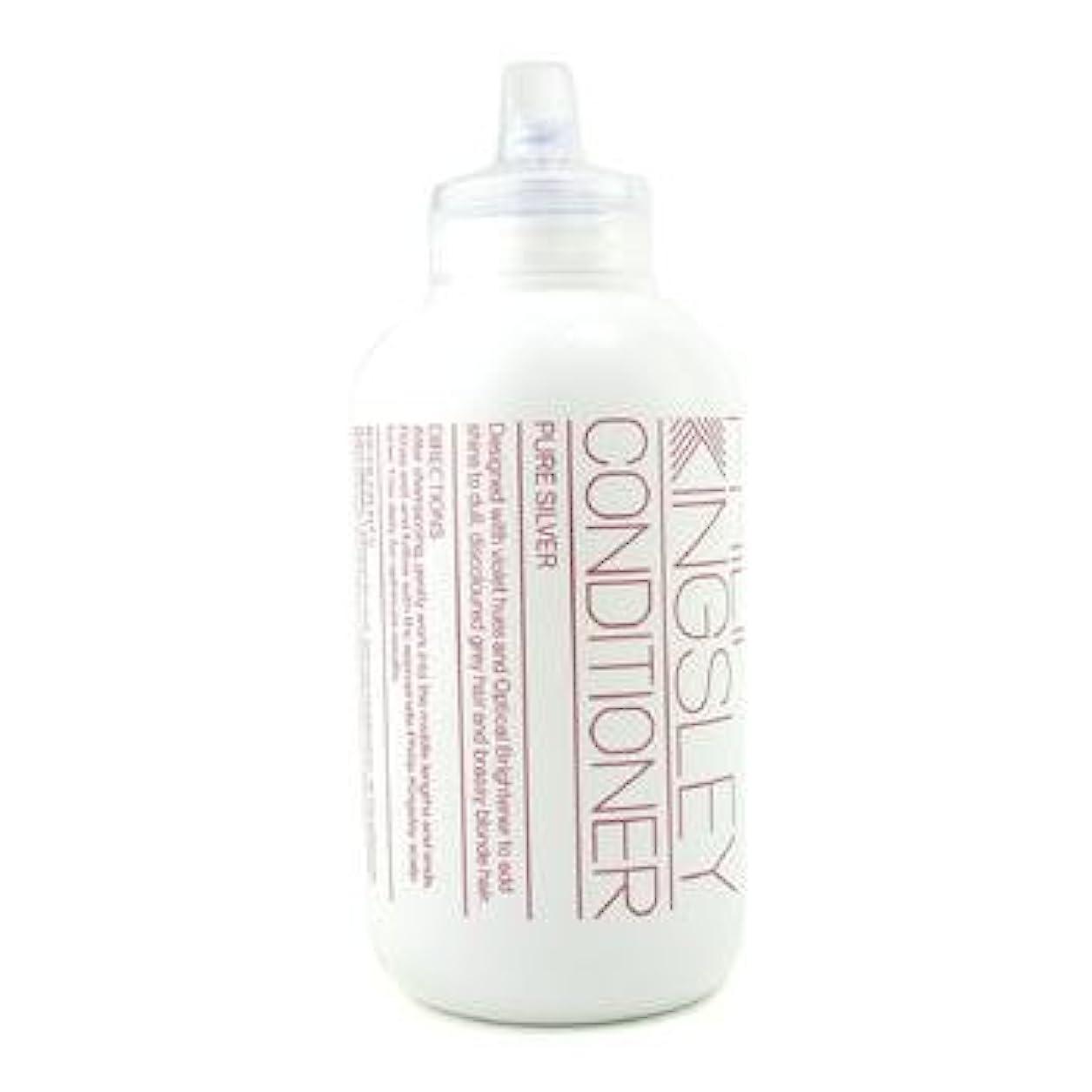今後ご注意支出[Philip Kingsley] Pure Silver Conditioner ( For Dull Discoloured Grey Hair and Brassy Blonde Hair ) 250ml/8.45oz