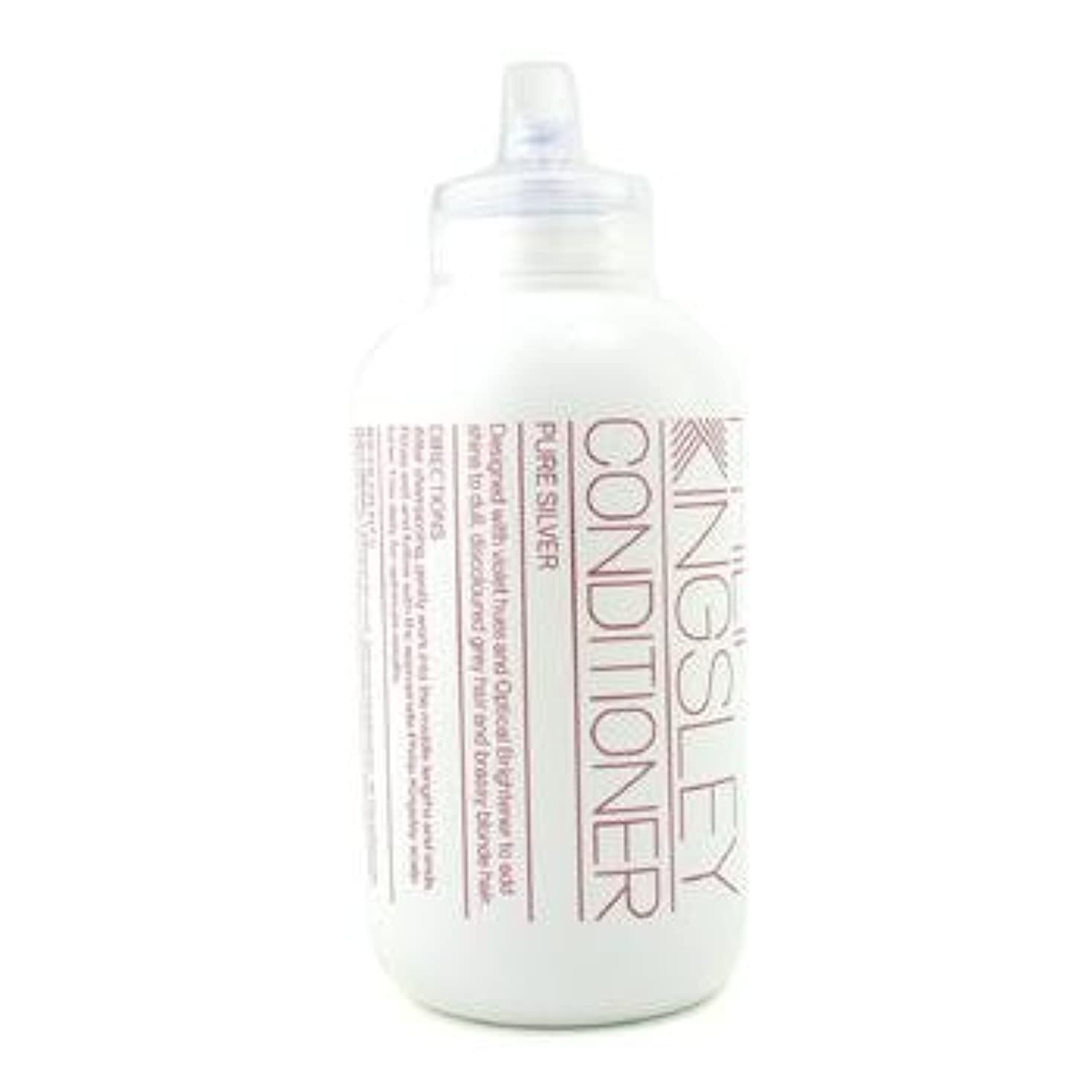 クモ喜んで歯痛[Philip Kingsley] Pure Silver Conditioner ( For Dull Discoloured Grey Hair and Brassy Blonde Hair ) 250ml/8.45oz
