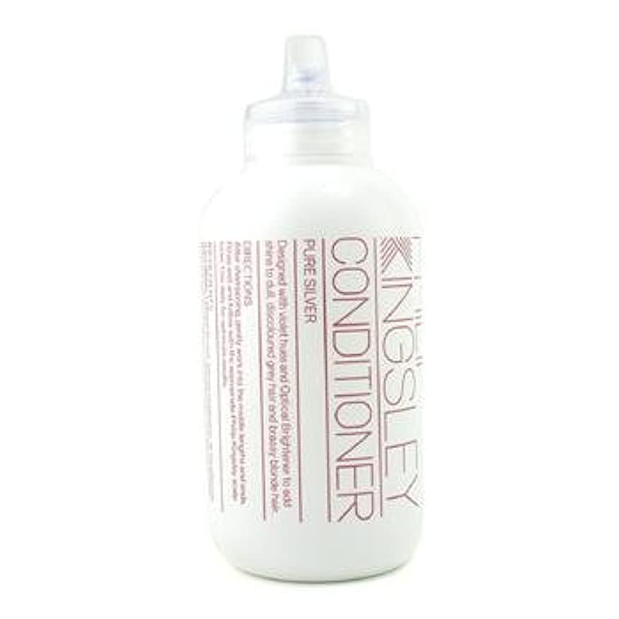 [Philip Kingsley] Pure Silver Conditioner ( For Dull Discoloured Grey Hair and Brassy Blonde Hair ) 250ml/8.45oz