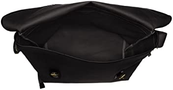 Bicycle Bag: Black / Black