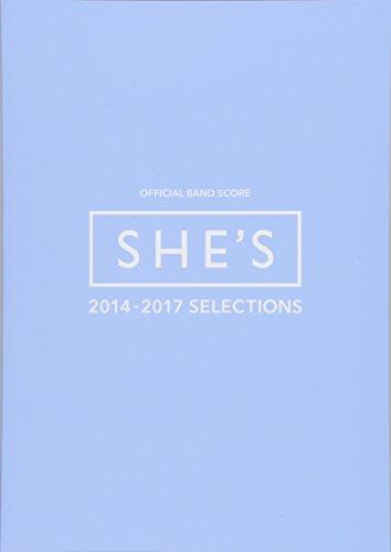オフィシャル・バンドスコア SHE'S 2014-2017 SELECTIONS ドレミ楽譜出版社 NEOBK-2188147