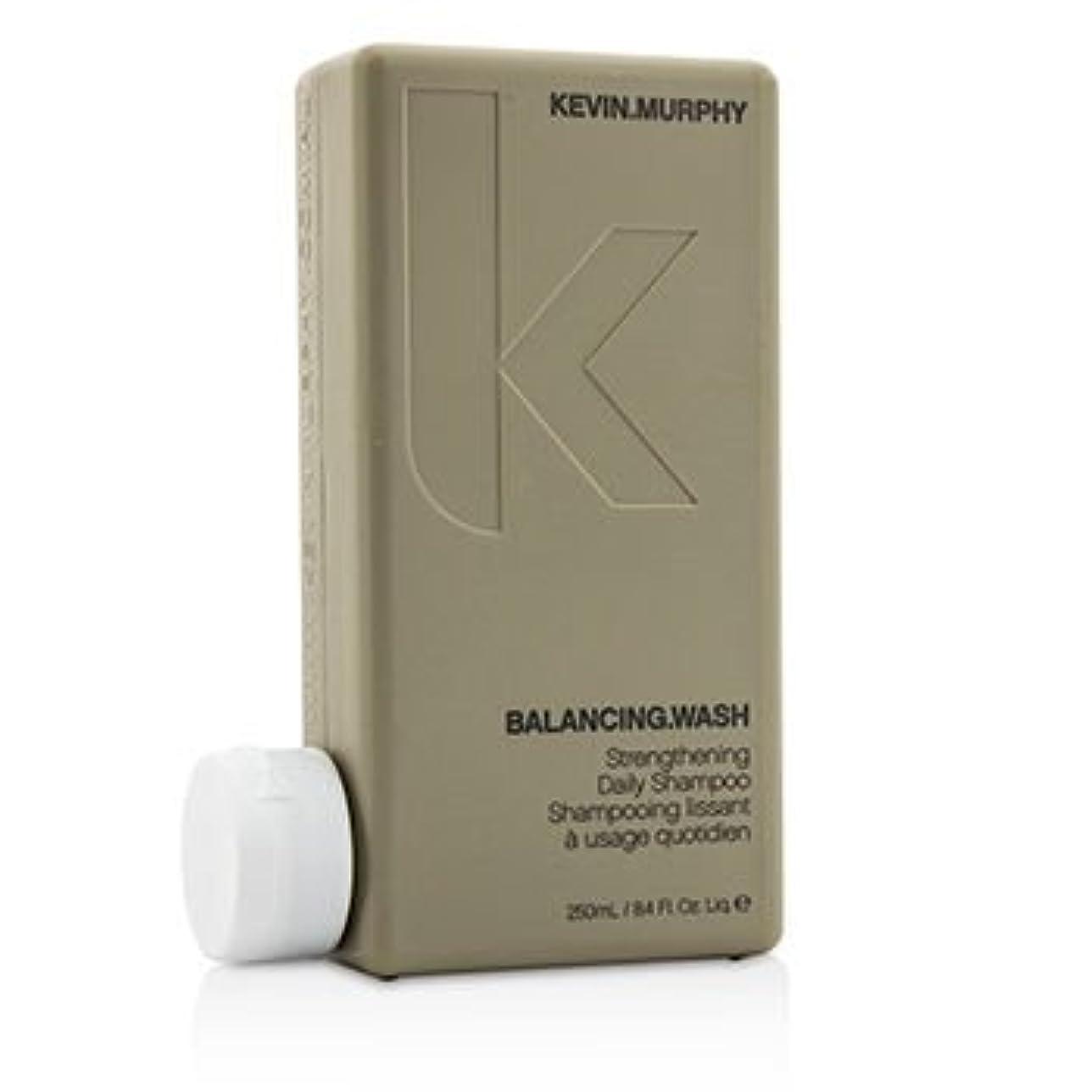 起こる改修するフラフープ[Kevin.Murphy] Balancing.Wash (Strengthening Daily Shampoo - For Coloured Hair) 250ml/8.4oz