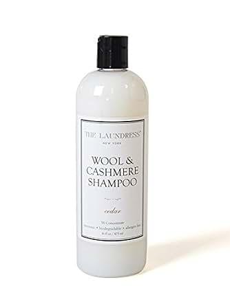 (ザ・ランドレス)The Laundress ウールカシミアシャンプー Cedar 475ml/ウールカシミア用洗濯洗剤・1054(one)