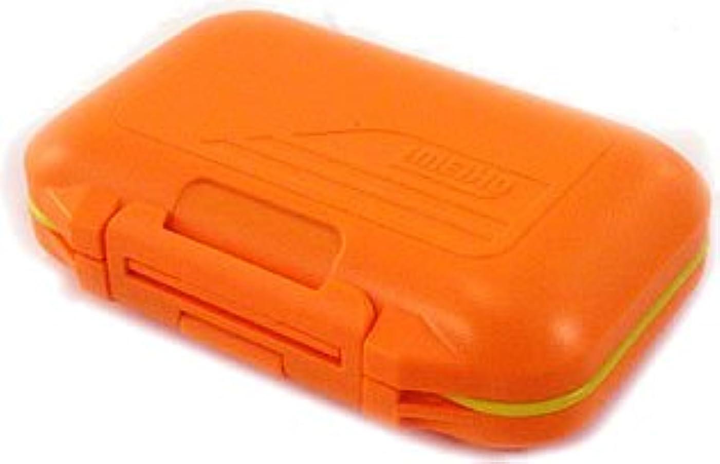 通知診療所苦いメイホウ(MEIHO) プロスプリングケース CB-440 オレンジ