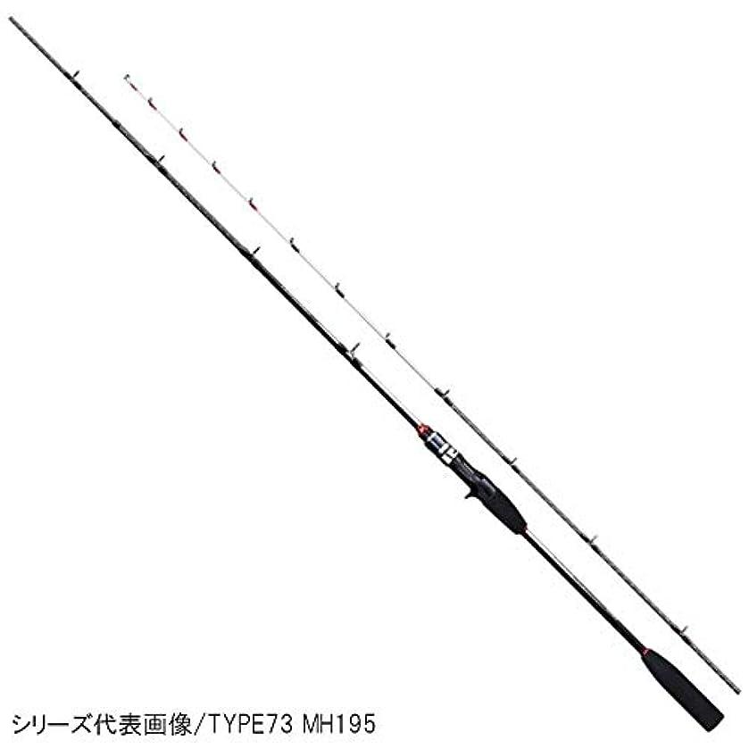 野心音楽ファブリックシマノ(SHIMANO) 19 ライトゲーム BB TYPE73 H195