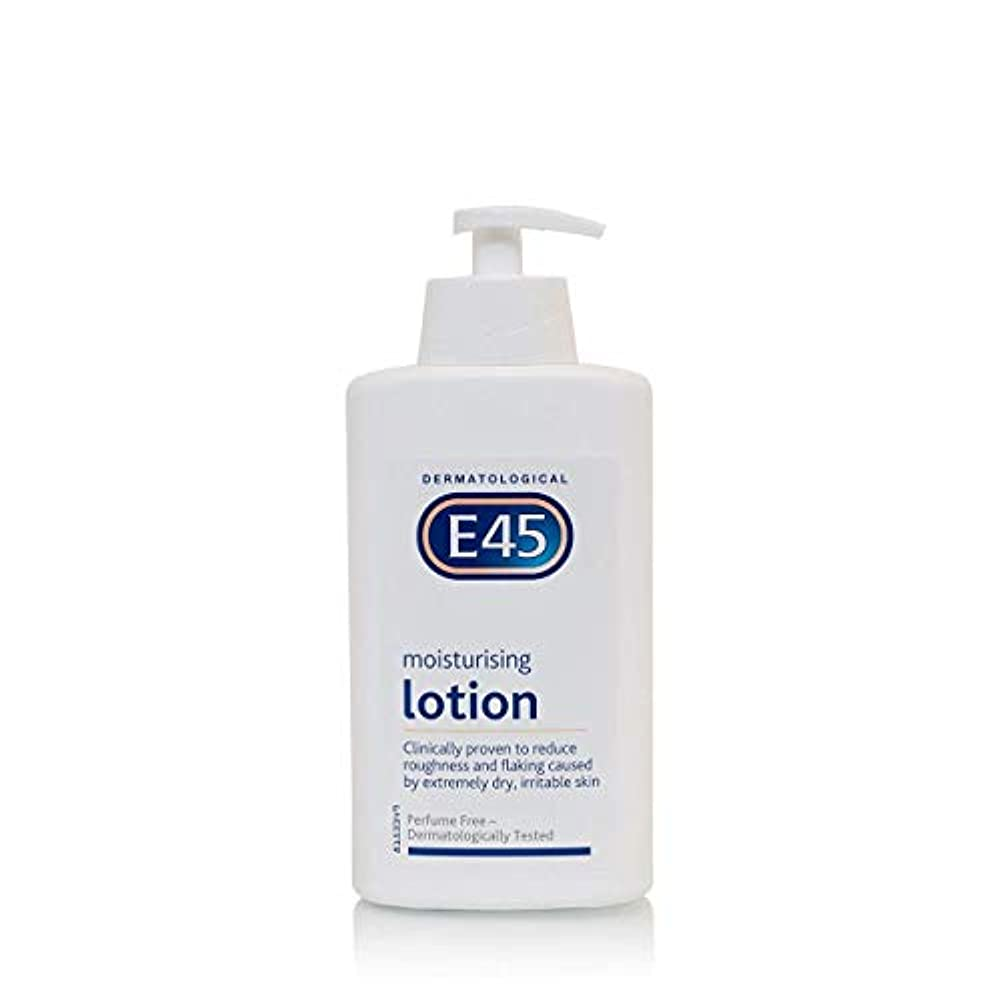 報復するあご特異性E45 Dermatological Moisturising Lotion (500ml) E45皮膚科保湿ローション( 500ミリリットル)