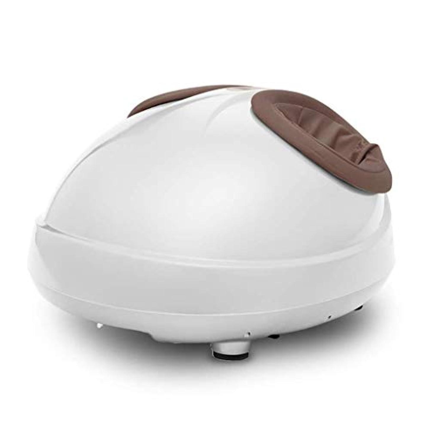 インディカ仮説呼びかけるフットマッサージ器、電気指圧フットマッサージャー、疲労やリラクゼーションストレスを軽減ディープ混練/暖房/エア圧縮マッサージ、ホームオフィスの使用、自然