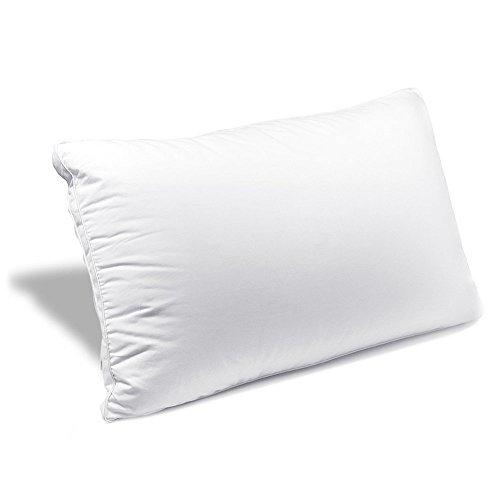 YANX 枕 安眠 高反発 頚椎サポート へたりにくい 1.5D「中空繊維」 ピロー 肩こり 首こり 高さ調節 快眠枕 横向き寝 高級ホテル仕様 立体構造43x63 CM (1, 63*43CM)