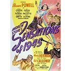 SENSATIONS OF 1945 - Eleanor Powell, W.C. Fields