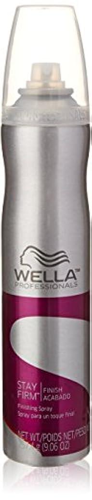 Wella 滞在当社は髪はユニセックスのためにスプレー仕上げ、9.06オンス 9.06オンス