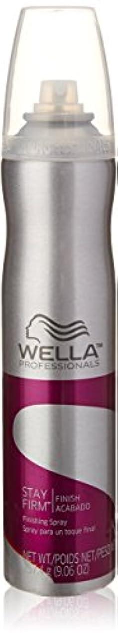 セグメントそばに契約するWella 滞在当社は髪はユニセックスのためにスプレー仕上げ、9.06オンス 9.06オンス