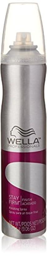 渇きダッシュ特殊Wella 滞在当社は髪はユニセックスのためにスプレー仕上げ、9.06オンス 9.06オンス