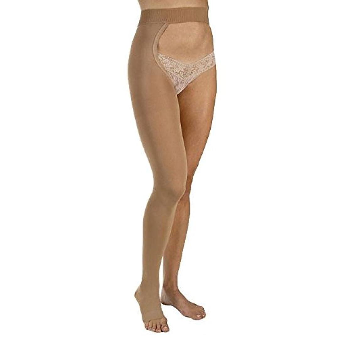 出席戦争紫のJobst 114678 Relief 20-30 mmHg Single Leg Chap Open Toe - Size & Leg- Large RIGHT Leg