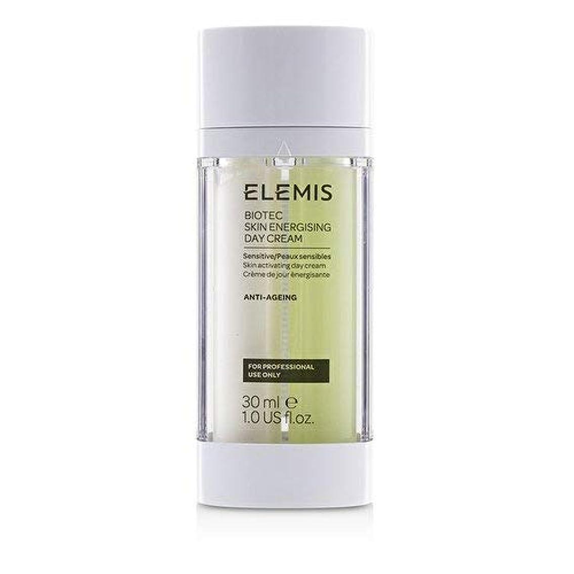 テント中でエレミス BIOTEC Skin Energising Day Cream - Sensitive (Salon Product) 30ml/1oz並行輸入品