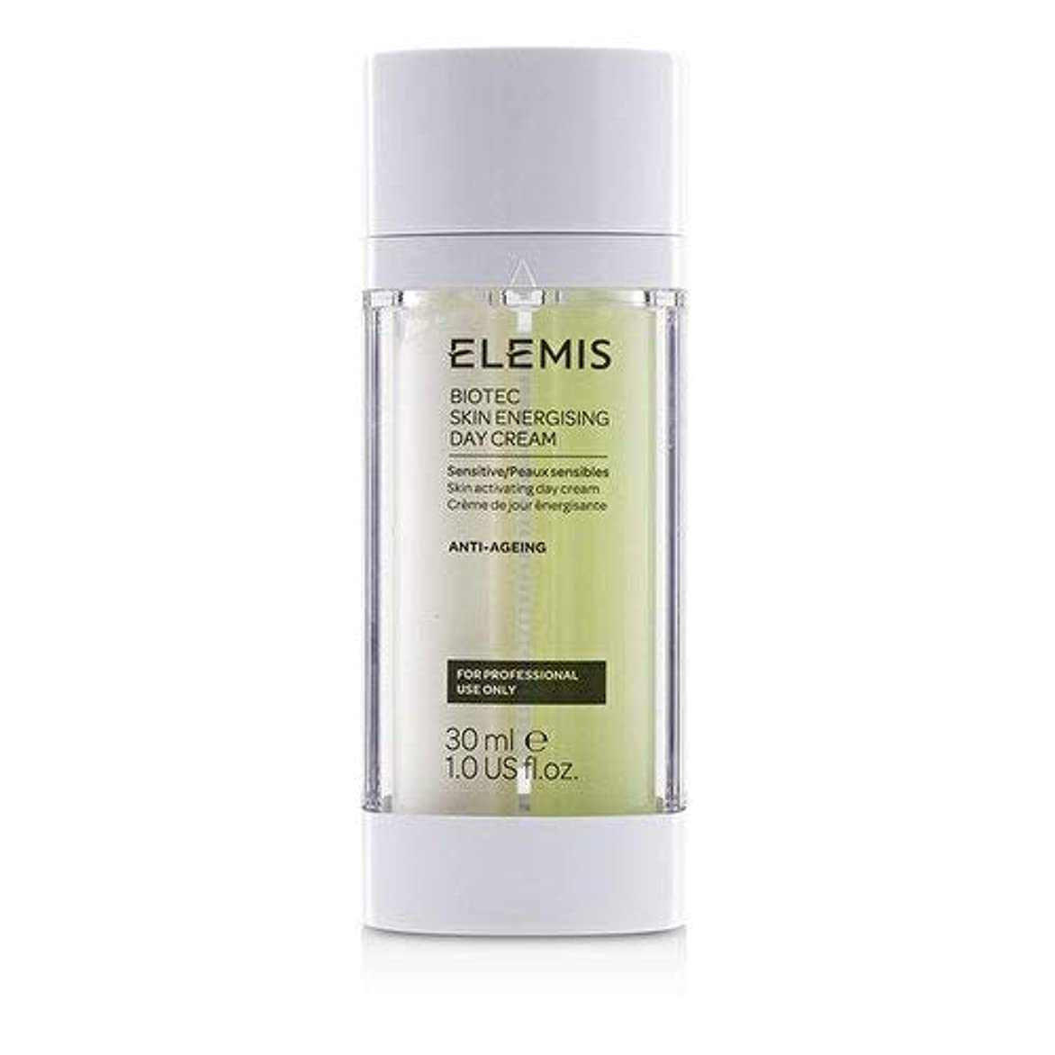 届ける明らかに偉業エレミス BIOTEC Skin Energising Day Cream - Sensitive (Salon Product) 30ml/1oz並行輸入品