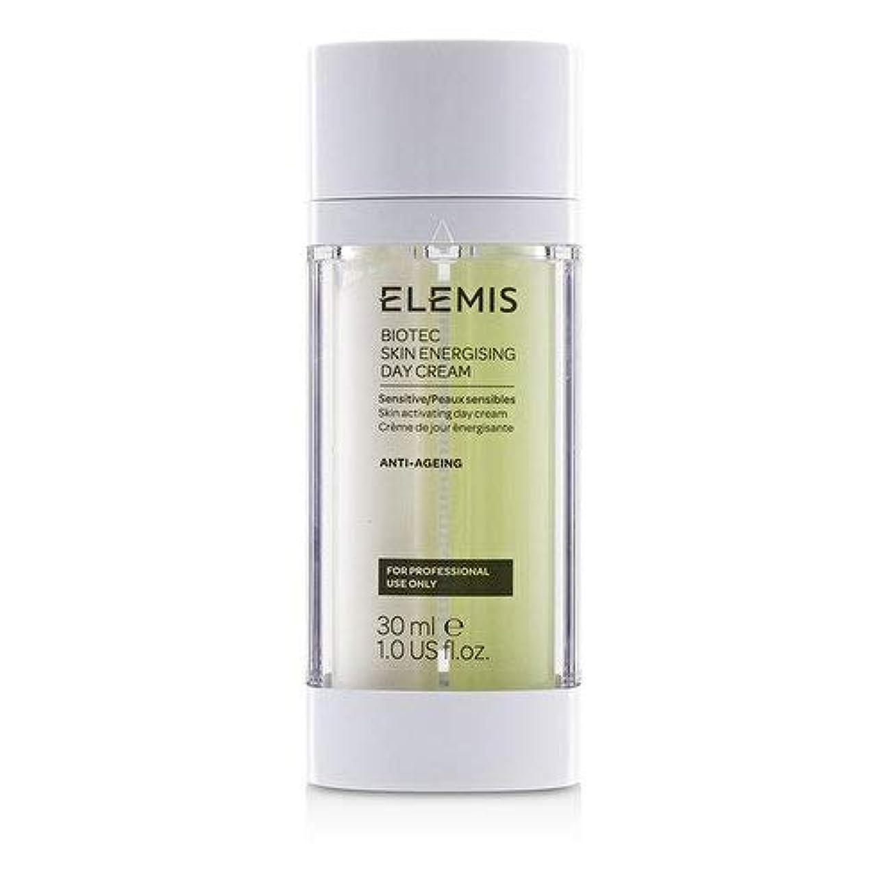 溝実行する持つエレミス BIOTEC Skin Energising Day Cream - Sensitive (Salon Product) 30ml/1oz並行輸入品