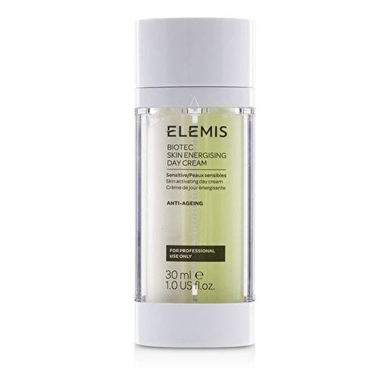 ペック五器具エレミス BIOTEC Skin Energising Day Cream - Sensitive (Salon Product) 30ml/1oz並行輸入品