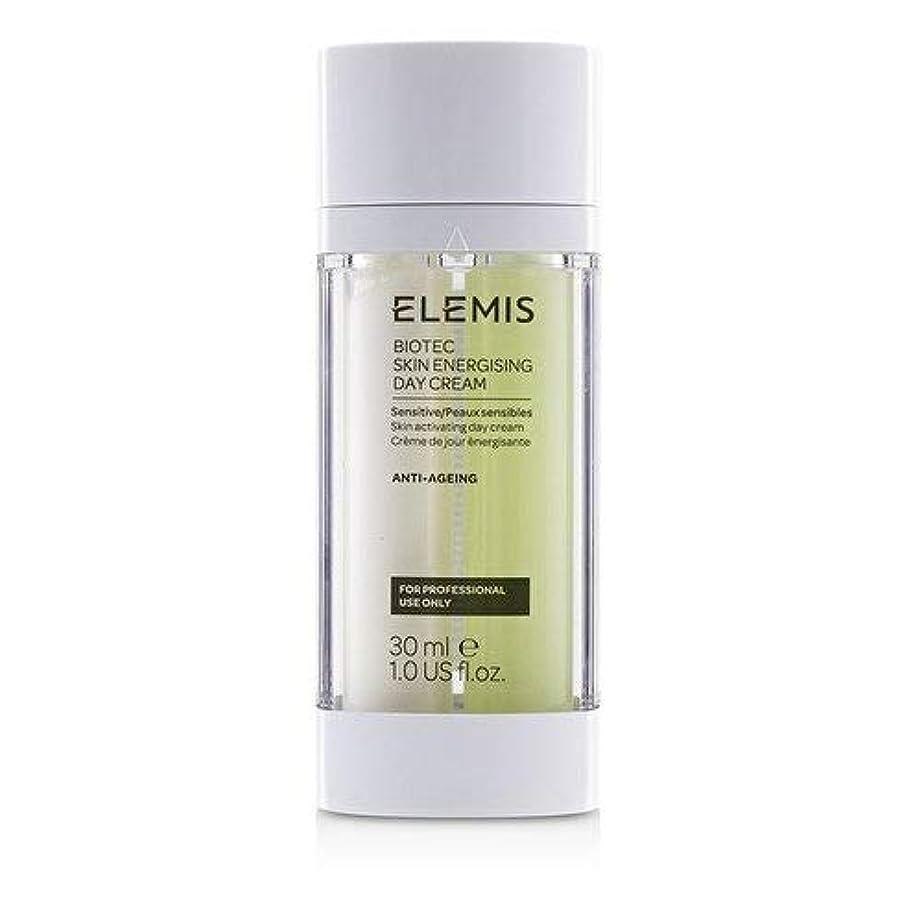 本を読むアウトドアシフトエレミス BIOTEC Skin Energising Day Cream - Sensitive (Salon Product) 30ml/1oz並行輸入品