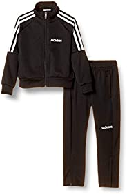 Adidas 阿迪達斯 運動衫 上下套裝 兒童 Searino 田徑套裝 HBQ84