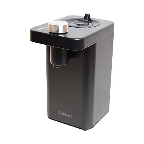 ペットボトルの水を2秒で熱湯にするサンコー瞬間湯沸かしケトル「ホットウォーターサーバーmini」