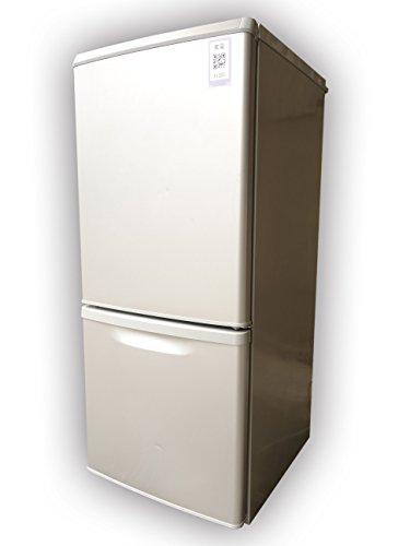 パナソニック 2ドア冷蔵庫 (138L) NR-B148W-S...