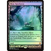 Magic: the Gathering - Misty Rainforest - Zendikar Expeditions - Foil [並行輸入品]