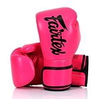Fairtex Pink BGV14 フェアテックス ピンク ボクシンググローブ マイクロファイバー BGV14 (10オンス)