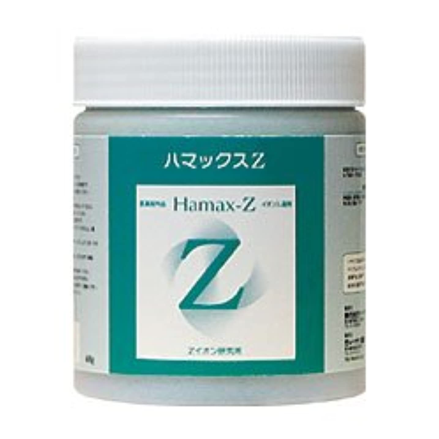 分析的視力キャンバス医薬部外品 イオン入湯剤ハマックスZ 400g