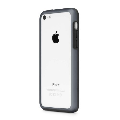 Incase Frame Case for iPhone 5c - Retail Packaging - Black Matter/Black [並行輸入品]