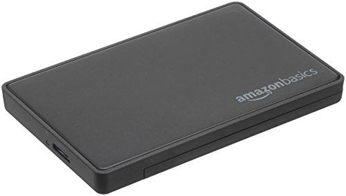 Amazonベーシック 2.5インチ SATA規格 HDDケース USB3.0