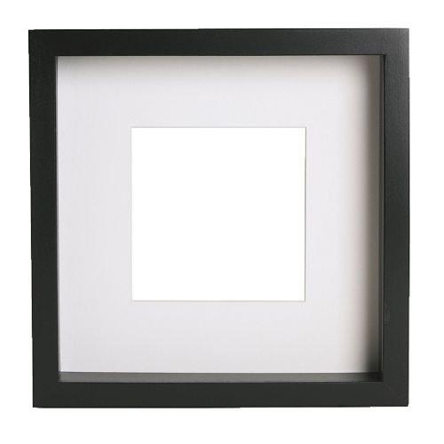 RoomClip商品情報 - RIBBA/フレーム/ブラック(サイズ23×23×4.5cm)[イケア]IKEA(80208138)