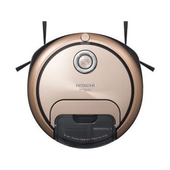 日立 ロボット掃除機 (ディープシャンパン)【掃除機】HITACHI minimaru(ミニマル) RV-EX20-N