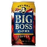 サントリー ビッグボス 350ml缶×24本入×(2ケース)