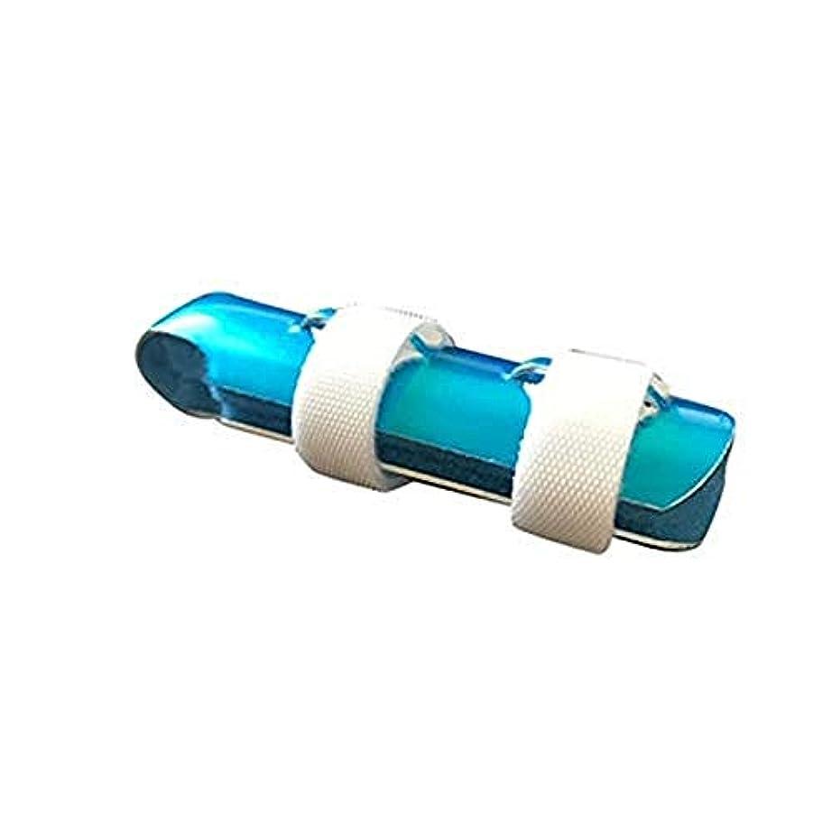 のど老人分離するトリガーフィンガースプリント、関節炎男性女性プロの指のトレーニングのためのアルミニウム指プロテクター,5cm