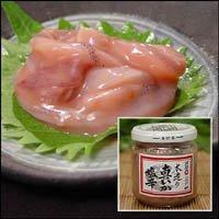 釧路 おが和:本造り真いか塩辛160g/瓶入