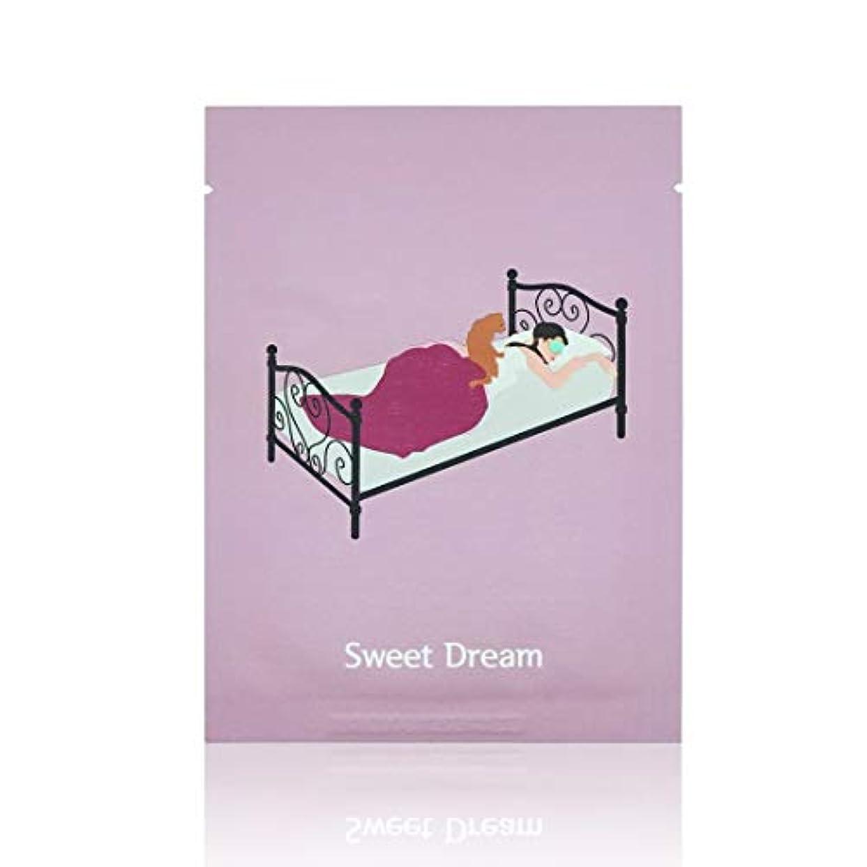 バスルーム精神的に戦闘【PACKAGE】Sweet Dream Deep Sleeping Mask 10ea スリーピング マスク パック (10枚入り) 韓国 美白 セット 顔 保湿 モイスト ランキング シート 毎日 おすすめ