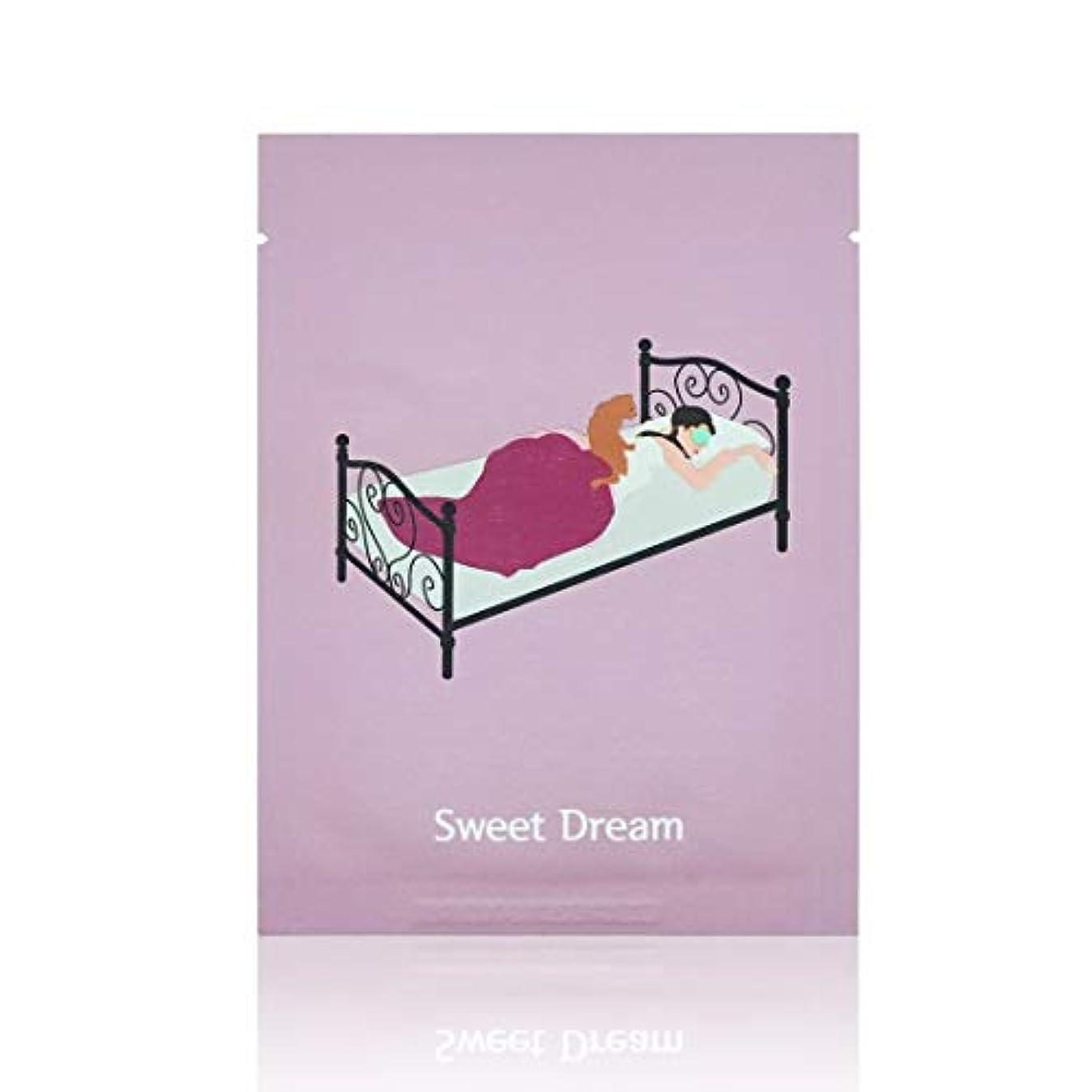 影響するクリスチャン虫【PACKAGE】Sweet Dream Deep Sleeping Mask 10ea スリーピング マスク パック (10枚入り) 韓国 美白 セット 顔 保湿 モイスト ランキング シート 毎日 おすすめ