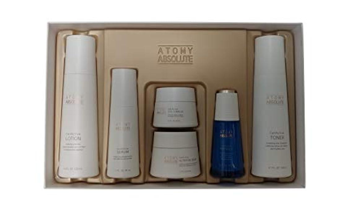 アスリート肯定的仕事Atomy(アトミ) エイソルー Absolute CellActive Skincare 6種 Set [並行輸入品]