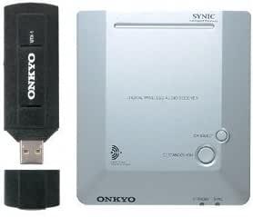 ONKYO UWL-1(S) USBデジタルワイヤレスシステム シルバー