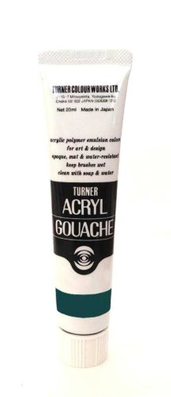 それにもかかわらず絶対に野望ターナー色彩 アクリルガッシュ キプロス AG020143 20ml(6号)