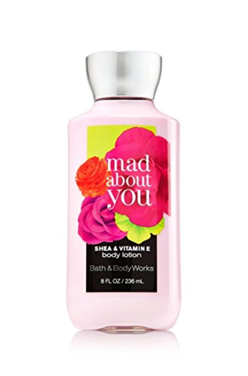 非効率的なシュガーノーブルバス&ボディワークス マッドアバウトユー ボディローション Mad About You body lotion [並行輸入品]