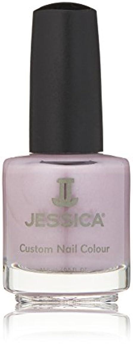 実質的節約マウスピースJessica Nail Lacquer - Lilac Pearl - 15ml / 0.5oz