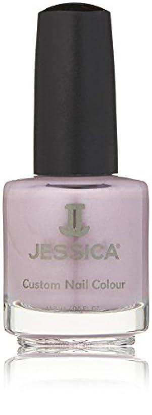 キャッシュ盲信尾Jessica Nail Lacquer - Lilac Pearl - 15ml / 0.5oz