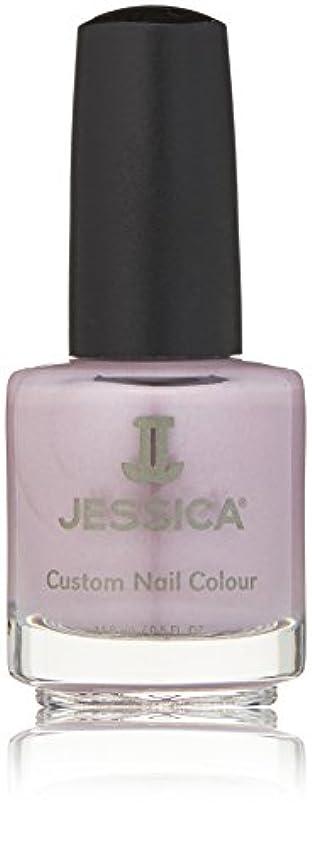 明るい暗記する知り合いJessica Nail Lacquer - Lilac Pearl - 15ml / 0.5oz