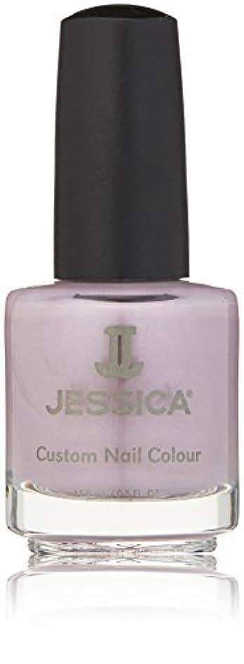 航空便アッパー合唱団Jessica Nail Lacquer - Lilac Pearl - 15ml / 0.5oz