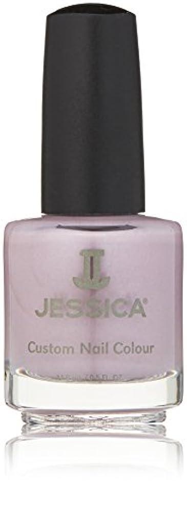 舗装するましい天気Jessica Nail Lacquer - Lilac Pearl - 15ml / 0.5oz